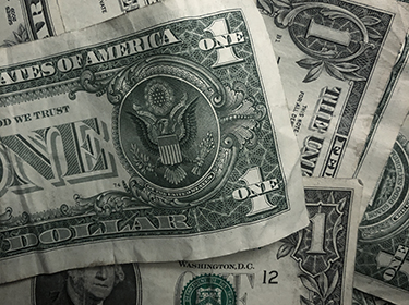 Image of dollar bills